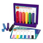 【送料無料】【Learning Resources Fraction TowerR Activity Set】 b0009k310m