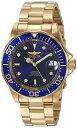 【送料無料】【[インビクタ]Invicta 腕時計 Pro Diver メンズ 自動巻き 40mm ケース ゴールド ステンレス鋼ストラップ 青ダイヤル 8930 メンズ 【正規輸入品】】 b000ei858m
