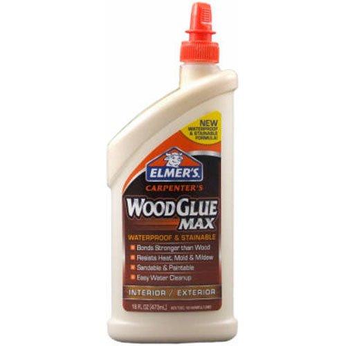 【Elmer's E7310 Carpenter's Wood Glue Max 16 Ounces】 b0045pxph6