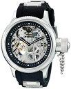 【送料無料】【[インビクタ]Invicta 腕時計 Russian Diver メンズ 機械式 51.5mm ケース スチール ブラック ステンレススチール ポリウレタンストラップ ブラックダイヤル 1088 メンズ 【正規輸入品】】 b004v96nvq