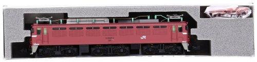 【送料無料】【KATO Nゲージ EF81 一般色 敦賀運転派出 3066-3 鉄道模型 電気機関車】   b007qkcl86