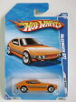 【Hot Wheels 2010 All Stars Volkswagen SP2 Orange #126/240】 b00bcnn4mu