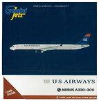 【送料無料】【Gemini 1/400 A330-300 US エアウェイズ N274AY】 b00qel3g8c