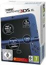 【送料無料】【New Nintendo 3DS XL 欧州版 本体 メタリックブルー Metallic Blue】 b00s84tmze