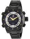 【送料無料】【[シャーク]Shark 腕時計 LCD 日付?曜日表示 アラーム機能付き ブラック ステンレスバンド SH342 メンズ】 b00pc1ddkq