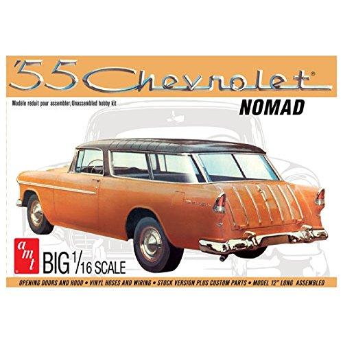 【送料無料】【プラッツ AMT1005 1/16 1955 シェビー ノマド ワゴン】   b01l0eptgo