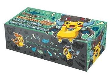 【ポケモンカードゲームXY スペシャルBOX メガリザードンXのポンチョを着たピカチュウ】 b01a2ugujc