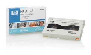 【HPデータカートリッジq1999 a ait3テープ100 / 260gb ( New )】