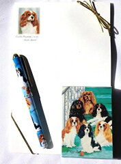 【Cavalier King Charles dog- Ruth 's Poker Set by Best Friends by Ruth Maystead】 b01m9d96d7[生活総合倉庫 楽天市場店]