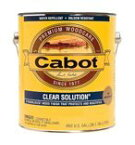 【Cabot Stains 3004 Wood Toned Deck & Siding Stain Oil Formula Oxide, 1 gallon by Cabot Stains】