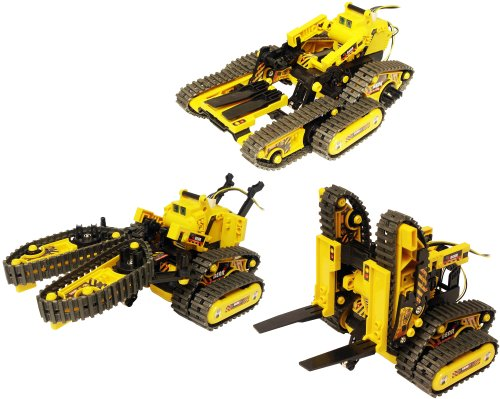 【OWI-536 All Terrain 3-in-1 RC Robot Kit - ATR by Owi Incorporated おもちゃ【並行輸入品】】   b004p4wtb0