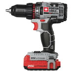【PORTER-CABLE PCCK600LB 20-volt 1/2-Inch Lithium Ion Drill/Driver Kit by PORTER-CABLE】 b009jbbf0a