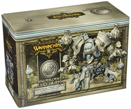 【Privateer Press War Machine収束Prime Axion / Conflux Colossalキット】   b01m04r1us