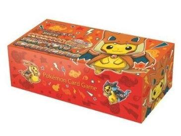 【ポケモンカードゲームXY スペシャルBOX メガリザードンYのポンチョを着たピカチュウ】 410yrMC8pjL b01a2u4nzk