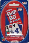 ☆春の特別企画☆エントリーで当店全品ポイント5倍!【Mini SKIP-BO Express Card Game】 51b7lvWRM7L b00jtlsijg