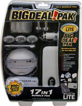 【Nintendo DS Lite 17 in 1 Bundle Pak White (輸入版)】 b000md5dck