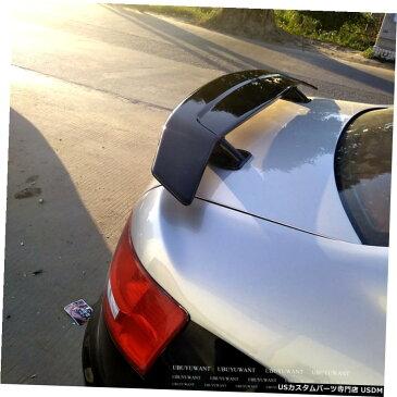 輸入カーパーツ AUDI A6 C6 2006-2012ユニバーサルカースポイラー用汎用カースタイリングABS素材と表面カーボンファイバーリアスポイラー General Purpose Car Styling ABS Material and Surface Carbon Fiber Rear Spoiler for AUDI A6 C6 2006-2012 Universal Car Spoiler