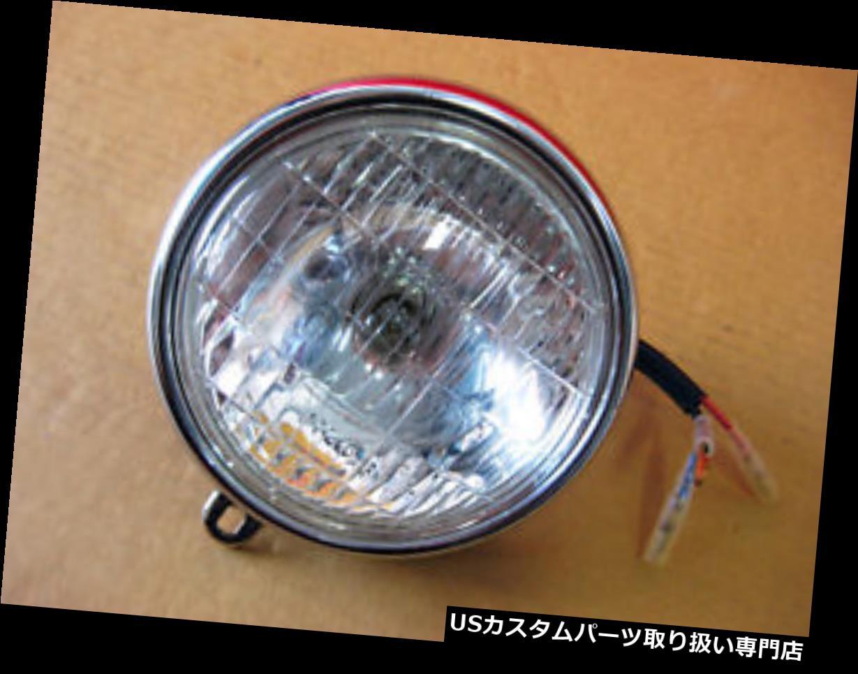 ライト・ランプ, ヘッドライト US HONDA S65 S90 SS50 SL90 CS90 CL90 SUPER905 BI2989 HONDA S65 S90 SS50 SL90 CS90 CL90 SUPER90 HEADLIGHT HEADLAMP 5 BI2989