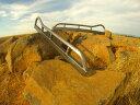 """USパーツ  オフロードロックスライダーヘビーデューティートヨタハイラックスピックアップタコマ4ランナークローラー78 """" Off Road Rock Sliders Heavy Duty Toyota Hilux Pickup Tacoma 4runner Crawler 78"""""""
