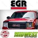 USバグガード EGR Aerowrap Smoke Bug Shield For 2007-2014 ...