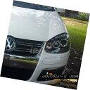 ヘッドライト 2006-2008 VW MK5 Jetta Golf Rabbit [SMOKED-B...