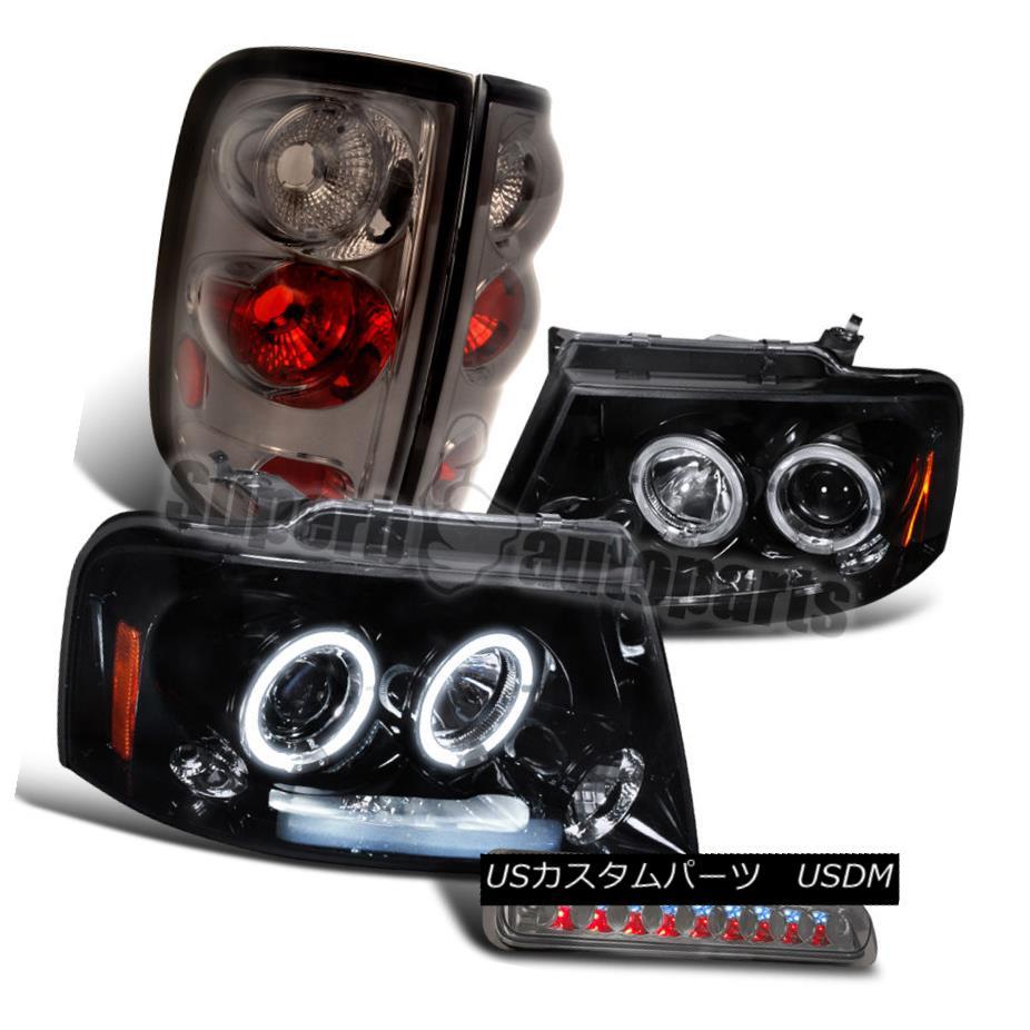 Smoke Lens Chrome Housing Fog Light//Lamp Kit For Ford 06-10 Explorer//Sport Trac