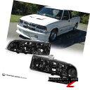 ヘッドライト Chevy 98-04 S10 Pickup ZR2/LS/LT Truck Blazer Smoke L+R Diamond Headlight Lamp シボレー98-04 S10ピックアップZR2 / LS / LTトラックブレザー煙L + Rダイヤモンドヘッドランプ 1
