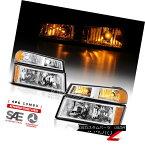 ヘッドライト [FACTORY STYLE] 2004-2012 Chevy Colorado GMC Canyon Z71 Bumper Signal Headlights [FACTORY STYLE] 2004-2012シボレーコロラド州GMCキャニオンZ71バンパーシグナルヘッドライト