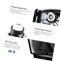ヘッドライト2006DodgeRAMHaLoProjectorCCFLHeadlight+SmokeLEDTailLamp+ClearFogLight2006ダッジRAMハロープロジェクターCCFLヘッドライト+スモークeLEDテールランプ+クリアフォグライト