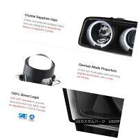 2ce53a6fabe0 ヘッドライト 2003 GMC GMT800 Headlight SMD Halo Signal BRIGHT LED Tail Lights  Dark Smoke Fog 2003 GMC GMT800ヘッドライトSMDハロー信号BRIGHT LEDテールライト ...