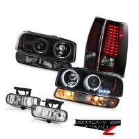 ヘッドライト99-02SierraWTChromefoglampsledtaillightssmokeyparkinglampheadlights99-02シエラWTクロームフォグランプは、テールランプをスモークパーキングランプヘッドライトを導いた