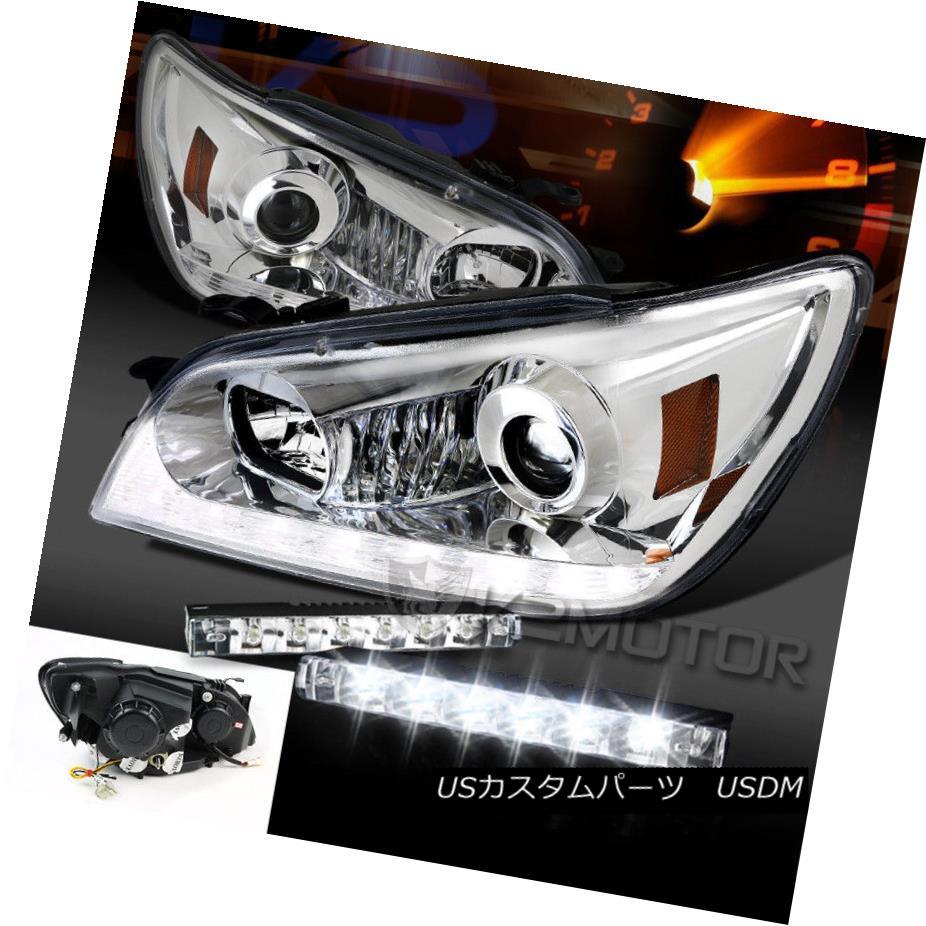 ヘッドライト 01-05 Lexus IS300 LED DRL Signal Strip