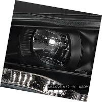 ヘッドライト08-15MitsubishiEVOXEvolution10LEDDRLStripProjectorHeadlightsBlack08-15三菱EVOエボリューション10LEDDRLストリッププロジェクターヘッドライトブラック