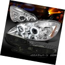 ヘッドライト For 05-08 Corolla Chrome Halo LED Projector ...