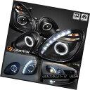 ヘッドライト 98-05 Lexus GS300 GS400 JDM Black Projector ...