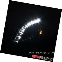 c75d5a08cdf5 ...  ヘッドライト2008-2014CadillacCTSReplacementBlackSMDLEDProjectorHeadlightsHeadLamps2008-2014キャデラックCTS交換用 ブラックSMDLEDプロジェクターヘッドライト
