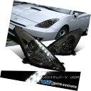 ヘッドライト For 00-05 Toyota Celica Smoke LED DRL Projec...