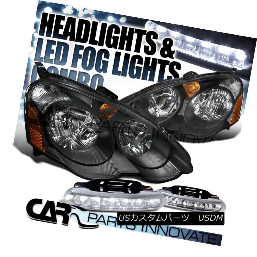 Fog Light Trim Set For 2005-2010 Chevy Cobalt 2007-2009 Pontiac G5 Left /& Right