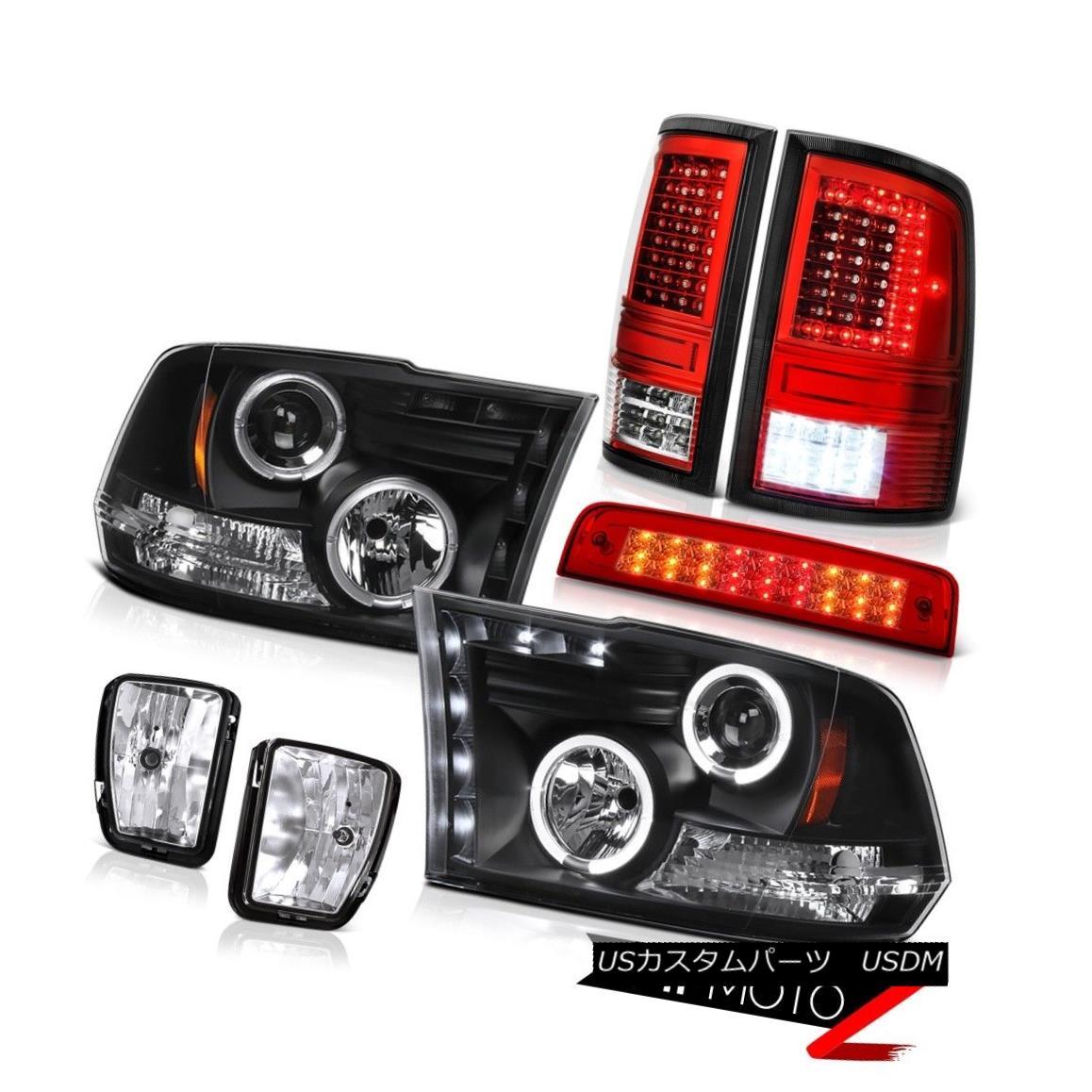ヘッドライト 2013 2018 Dodge Ram 1500 オンライン Tail Lamps