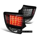 テールライト 2000-2005 Toyota Celica LED Tail Lights Brak...