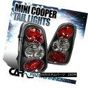 テールライト 2002-2004 Mini Cooper Altezza Black Tail Lig...