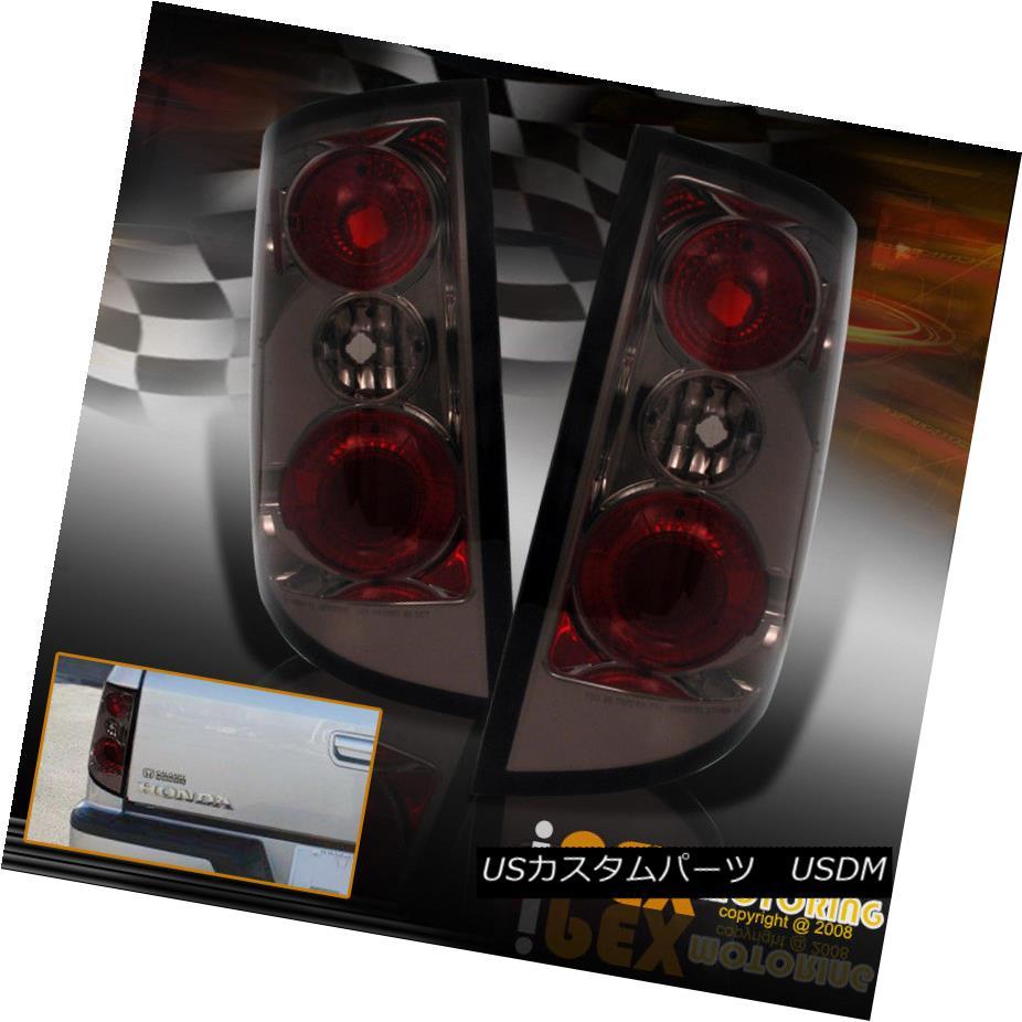 ライト・ランプ, ブレーキ・テールランプ  NEW Honda 2005-2010 Ridgeline Tail Lights Brake Stop Rear Lamp Altezza Smoke NEW2005-2010Altezza Smoke