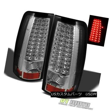 テールライト 1999-2006 GMC Sierra Pickup Truck LED Tail Lights Brake Lamps 99-06 Left+Right 1999-2006 GMC SierraピックアップトラックLEDテールライトブレーキランプ99-06 Left + Right