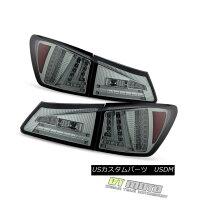 テールライトSmoked2006-2008LexusIS250/IS350LEDLightTubeTailLightsLampLeft+Rightスモーク2006-2008レクサスIS250/IS350LEDライトチューブテールライトランプ左+右