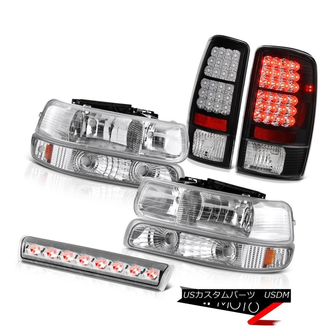 テールライト 00 01 02 03 04 05 06 Tahoe Bumper Headlamps LED Bulbs Tail Light 3rd Brake Cargo 00 01 02 03 04 05 06タホバンパーヘッドランプLED電球テールライト第3ブレーキカーゴ