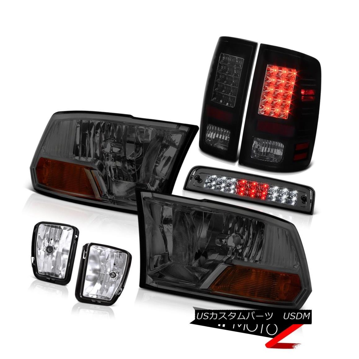 FOR 07 08 2007 2008 DODGE RAM PICKUP 1500 TAILLIGHT NEW SET