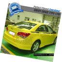 エアロパーツ Fits 11-12 Chevrolet Cruze Type-1 Poly Ureth...