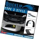 エアロパーツ Type 3 Quick Lip For Ford Universal Front Bu...