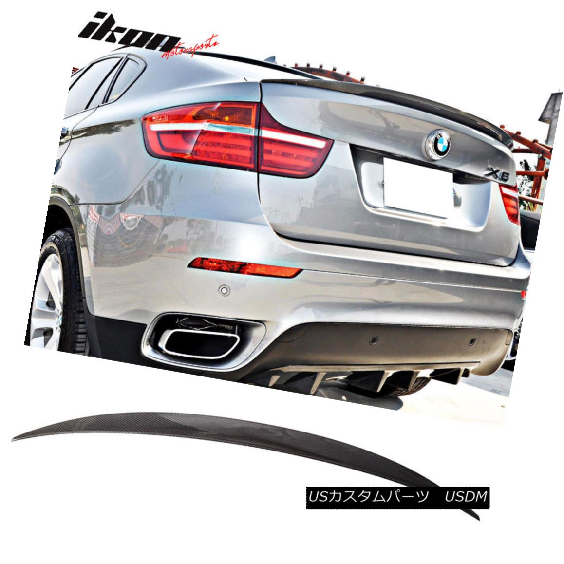PAINTED #B39 For BMW 4E Sedan F32 2D Coupe P Type Rear Trunk Boot Spoiler Wing