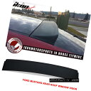 エアロパーツ For 05-14 Ford Mustang Rear Roof Window Viso...